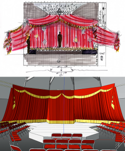 Cirque Akya