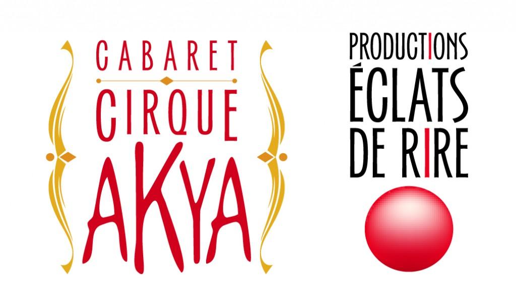 Logos Cirque Akya / Éclats de Rire